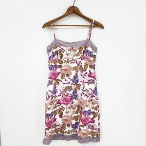 BedHead Pajamas Floral Butterfly Print Chemise